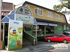 Sage Restaurant in Baguio City Philippines Travel Guide, Baguio City, Pinoy, Travel Guides, Sage, Restaurants, Outdoor Decor, Salvia, Restaurant