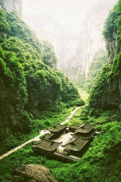 Chungking, Wulong ~ Blogger Pixz