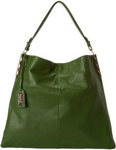Badgley Mischka Gaia Nappa Deco Hobo Handbags on shopstyle.com