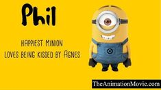 What are the names of despicable me minions characters exactly? Most of them are despicable me 2 characters. Let's know minions names. Minion Names, Happy Minions, Minions Bob, Minion S, Minion Characters Names, One Eyed Minion, Despicable Me 3, Amigurumi