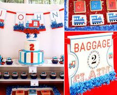 themes for 2nd bdays boys - Google Search