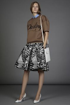 No. 21 Resort 2015 - Review - Fashion Week - Runway, Fashion Shows and Collections - Vogue