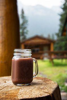 Hot Chocolate at Halfway Hut
