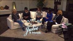 Join the ladies of Julie & Friends Monday, April 25th at 3pm EST for an dynamic conversation about the principle and power of giving.