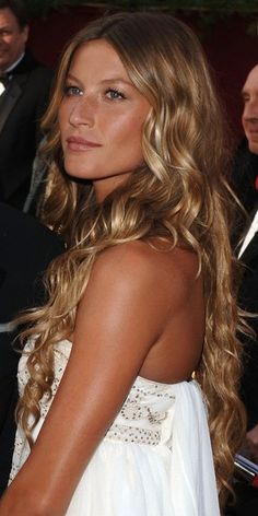 Gisele Bundchen is credited with planting over half a million trees in Brazil. She also donates a percentage of profits from her line of sandals to protect Amazon rain forest water sources.