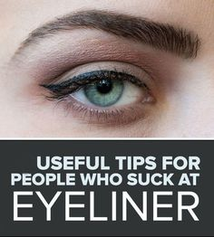 Quite stunning tips on pencil liner
