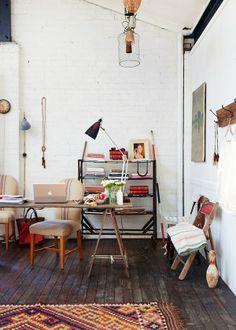 A fashion designer's home in Sydney
