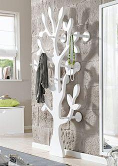 speelse boom voor jassen, tassen en veel meer!