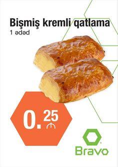 Sobadan isti-isti şirniyyatlar ilə səhərlərinizi daha xoş keçirin :) Make your morning more enjoyable with fresh pastries :)