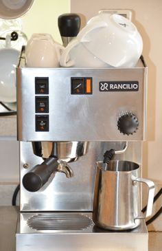 This Rancilio Silvia is 7 years old. It continues to turn out 6 espresso shots a day with no problems. It just keeps on going and going!