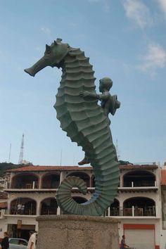 Caballeo del Mar (The Seahorse) - Puerto Vallarta Mexico