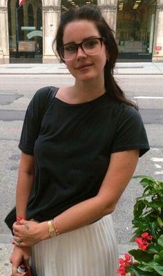 Lana Del Rey in New York #LDR