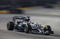 """""""I was feeling good and my pace was really strong when I started to lose power..."""" #LH44 #F1 #SingaporeGP"""