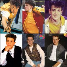Joey McIntyre, my first husband :)