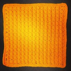 Square 2! This one is blanket stitch in Stylecraft Special DK Sunshine. So quick - took me about an hour from start to finish! #afghan #square #sunshine #stylecraftspecialdk #stylecraftyarns #blanketstitch #crochet #häkeln #ganchillo #crochetersofinstagram #crochetbetweenworlds #crochetconcupiscence #craftastherapy by wrappedwithlovebymichelle