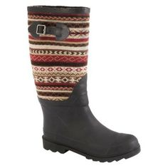Rain Boot: Women, Brown, Tan | $34.99