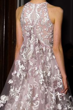 Valentino spring 2013 couture details