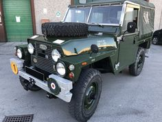 Land Rover 88, Land Rover Series 3, Land Rover Defender, My Dream Car, Dream Cars, Range Rover Supercharged, Off Road, Lifted Ford Trucks, Jeep Wrangler Unlimited