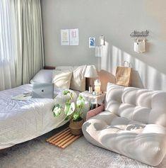 Home Decor Bedroom .Home Decor Bedroom Room Ideas Bedroom, Small Room Bedroom, Home Decor Bedroom, Bedroom Table, Bedroom Bed, Aesthetic Room Decor, Minimalist Room, Cozy Room, Dream Rooms