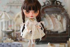 Allison OOAK Custom Blythe Doll 23