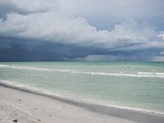 Storm clouds rolling in, Sanibel Island. From Top 5 Things to do in Sanibel Island, Florida