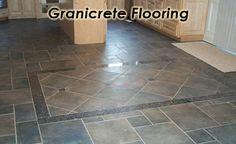 Granicrete of Panama City by Longstreth Construction: Flooring ...