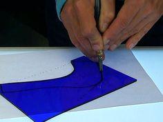 Glass cutting methods.