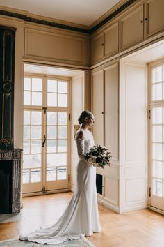 Hurricane Willa was the surprise character in this gorgeous fall wedding planned by Glass Planning, but not even extreme weather could spoil this stunning Wedding Bride, Wedding Blog, Fall Wedding, Wedding Photos, Bridal Portrait Poses, Bridal Poses, Blue White Weddings, White Wedding Flowers, New England Fall