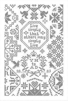 Simple Little Quaker - Papillion Creations
