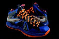 Nike Lebron X Elite