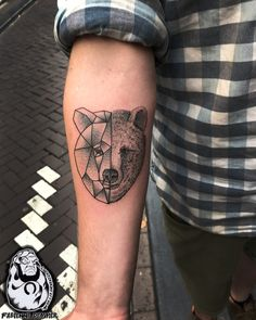 For info or appointments -> info@luckycharmtattoo.nl  @fabienne_lctattoo @lucky_charm_tattoo  #amsterdamtattoo #tattoo #tattooamsterdam #tattoolife #tattooshop #inkedup #holland #tattoodo #tattoogirls #colortattoo #blackwork #blackworkerssubmission #GoVegan #blackandgreytattoo #iblackwork #onlyblackart #btattooing #blacktattoomag #dotwork #stippling #flashaddicted #tttism #taot #inkig #femaletattooartist #tattoosnob #oldlines #bear #geometric