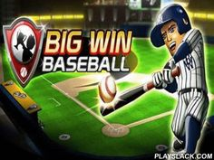 Big Win Baseball  Android Game - playslack.com , a baseball imitator awesome on understanding.  In the game there s satisfactory graphics, better sound and perfect physics.  create your personal team, with the mighty honor and ambition to a long-awaited success.  contest with competitors from all over the world, increase the capability of stroke of your player and other skills.