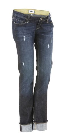 Under Belly Paige Premium Westbourne Jimmy Jimmy Boyfriend Designer Maternity Jeans