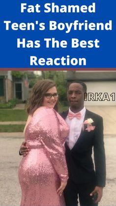 """If you looked up the phrase """"relationship goals"""" in the Urban Dictionary, you might see a picture of Tre Booker and his boo thang Madison. These two have completely taken over the internet after Tre defended Madison from a bully who was trying to knock her prom photos on Twitter."""