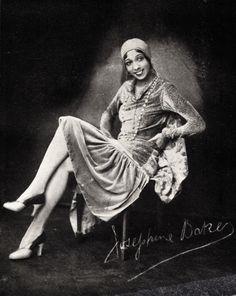 Josephine Baker photographed byFrancis Mosinger, 1929
