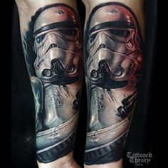 . Die Star Wars Bösewichter sind als Tattoo viel weiter verbreitet, als man sich vorstellen kann Die Sturmtruppen, im Singular Sturmtruppler, waren durchschnittlich 1,83 Meter groß und die Elite des imperialen Militärs, welche ursprünglich aus den Klonkriegern der Galaktischen Republik entstande…