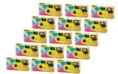 FV-Sonderleistung Let's Have Fun Lot de 15 appareils photo jetables avec flash 400 ASA 27 vues FV-Sonderleistung http://www.amazon.fr/dp/B00D2RT34M/ref=cm_sw_r_pi_dp_GaY3wb1SHBBR7