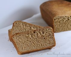 Whole wheat bread - This Gal Cooks 2 wm Pastry Recipes, Bread Recipes, 100 Whole Wheat Bread, Good Food, Yummy Food, Healthy Food, Wheat Bread Recipe, Bread And Pastries, Bread Rolls