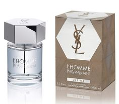 L´Homme Ultime by YSL