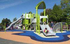 Playgrounds today look much different than decades ago. Many now have rubber surfaces instead of sand. But some experts argue they're not any safer and playgrounds today are too boring. School Architecture, Landscape Architecture, Playground Sand, University Of British Columbia, Sand And Water, Nursery School, Dartmouth, Play Spaces, Family Matters