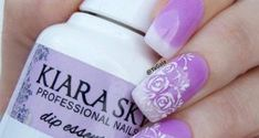 24 Nuevos Diseños de Manicura Francesa para modernizar el mani clásico - Manicure Diy Nails, Manicure, Easy Diy, Nail Polish, Makeup, Beauty, Valentine's Day Nail Design, Valentine Nails, Bridal Nail Design