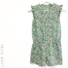 2 vind-ik-leuks, 1 reacties - Lin's kitsch (@linskitsch) op Instagram: '#madeathome👗 #couture #sewing #sewingforgirls👧🏼 #jumpsuit #playsuit #combinaison #combishort…'