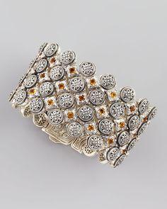 Konstantino Jewelry Neiman Marcus | Konstantino Ilios Citrine Bracelet Sold Out thestylecure.com