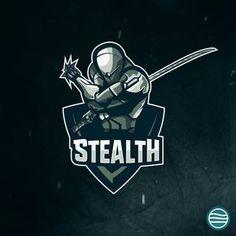 Stealth Ninja Logo Mascot Design Futuristic Source by jbelach Web Design, Design Art, Ninja Logo, Game Logo Design, Logo Desing, Esports Logo, Mascot Design, Logo Sticker, Graffiti