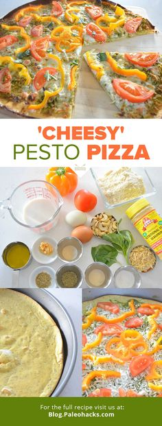 Love pizza but don't want the gluten? No need to fight those pizza cravings anymore!