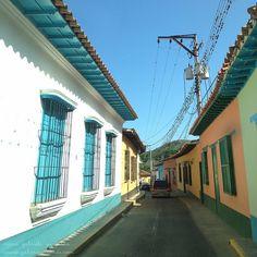 Pueblo de Choroni #Venezuela