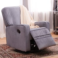 Take a look at the Rockers, Recliners & Gliders event on zulily today!