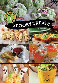 7 Fun Halloween Recipes and Treats!