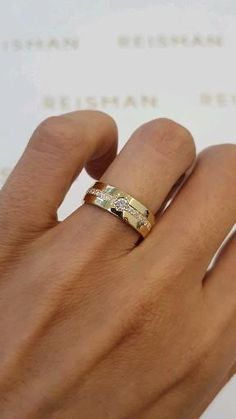 Bijoux Louis Vuitton, Engagement Rings Couple, Gold Ring Designs, Gold Rings Jewelry, Jewelry Trends, Jewelry Collection, Rings For Men, Fashion Jewelry, Jewelry Design