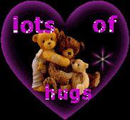 purple hugs images | KEEP SMILING Lot of purple Hugs